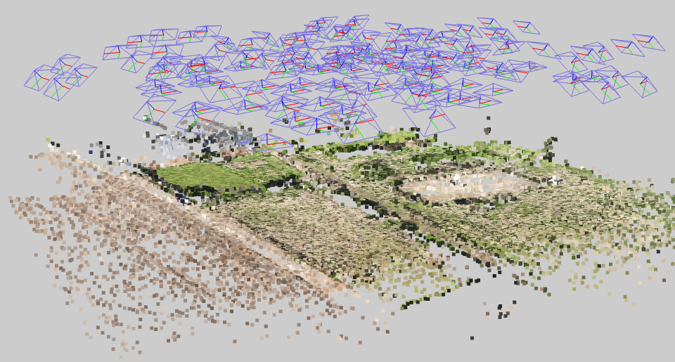 Accurate Photogrammetry In Record Breaking Time
