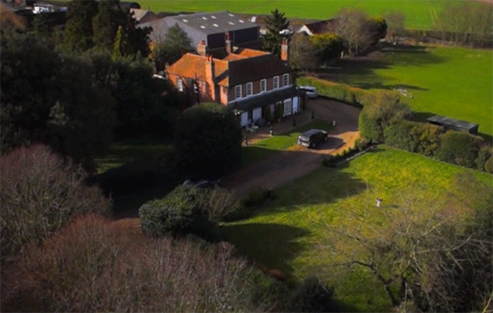 Estate Drone Filming